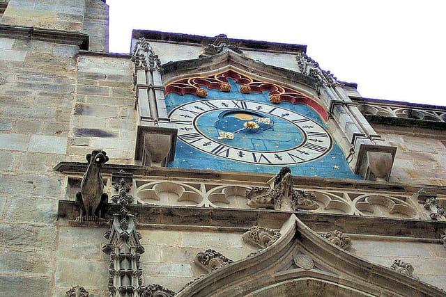 L'horloge de Saint-Lazare