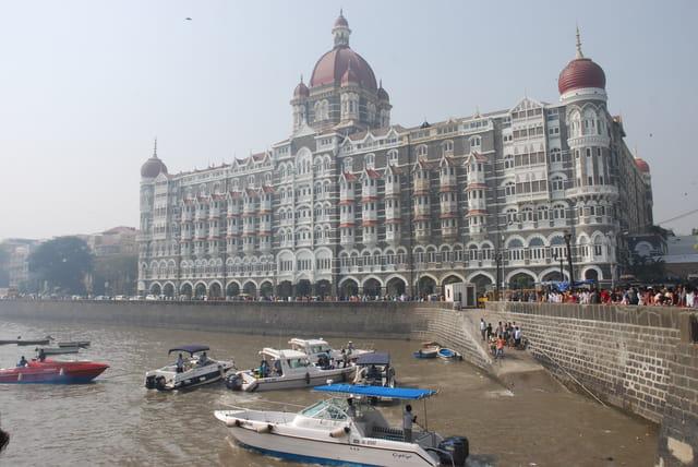 l'hôtel Taj Mahal