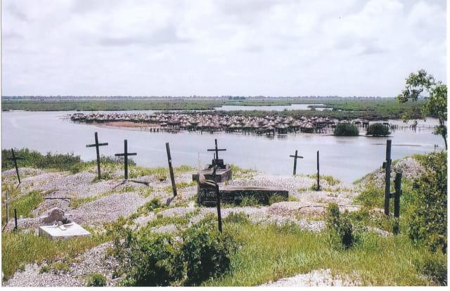 L'île aux coquillages