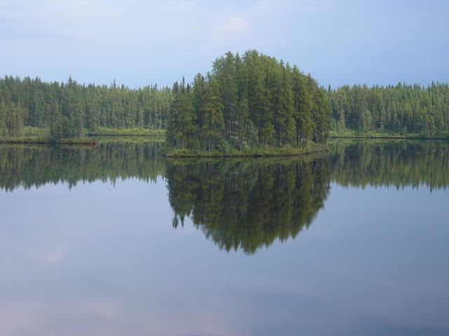 L' île aux iroquois