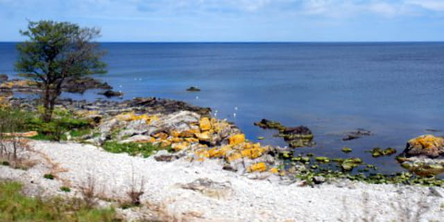 l'île de bornholm