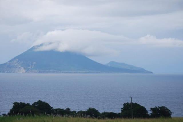 l'île de Nevis