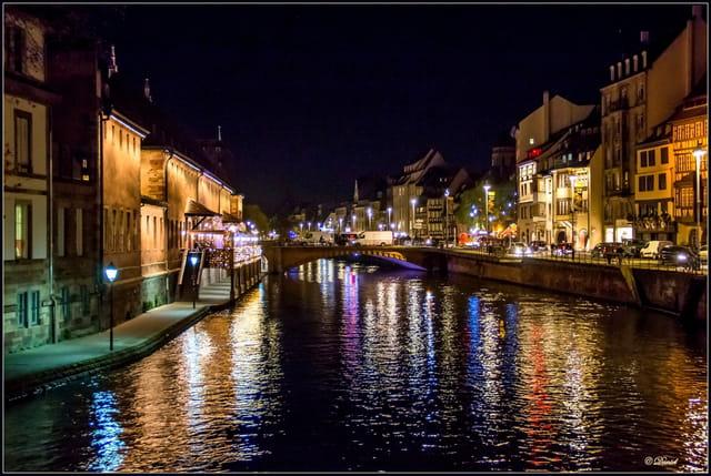 L' Ill à Strasbourg