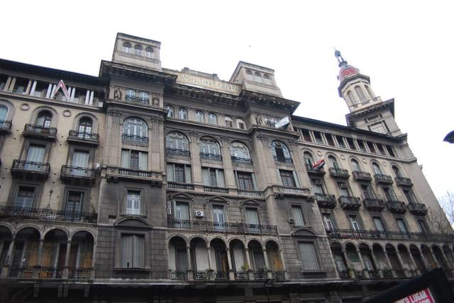 L'immeuble