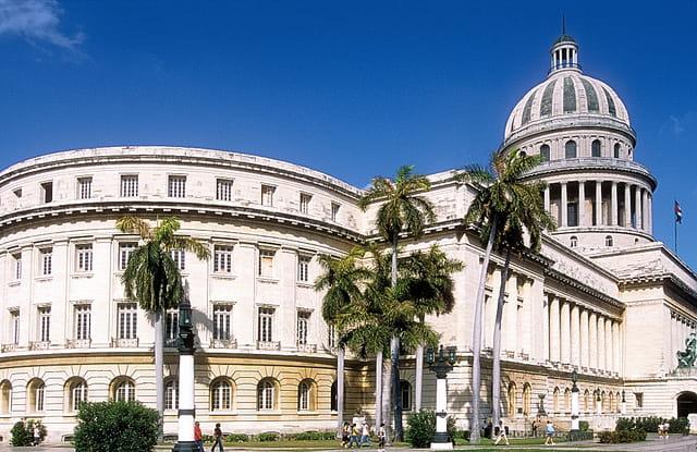 L'imposant Capitole