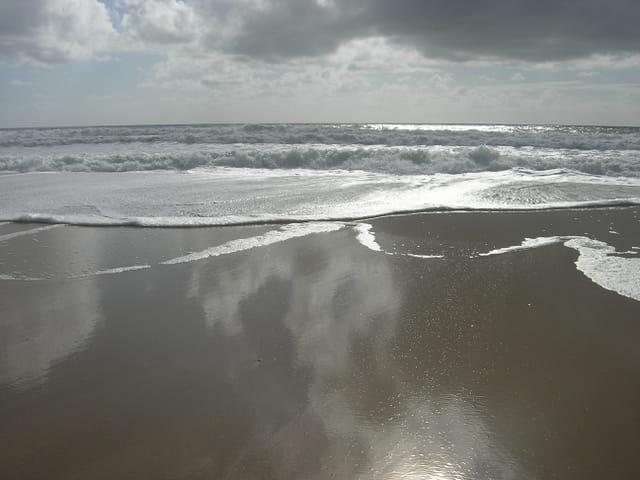 L'océan, le soleil, le sable !