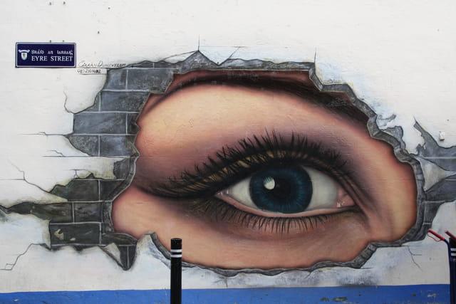 """L""""oeil de Galway"""