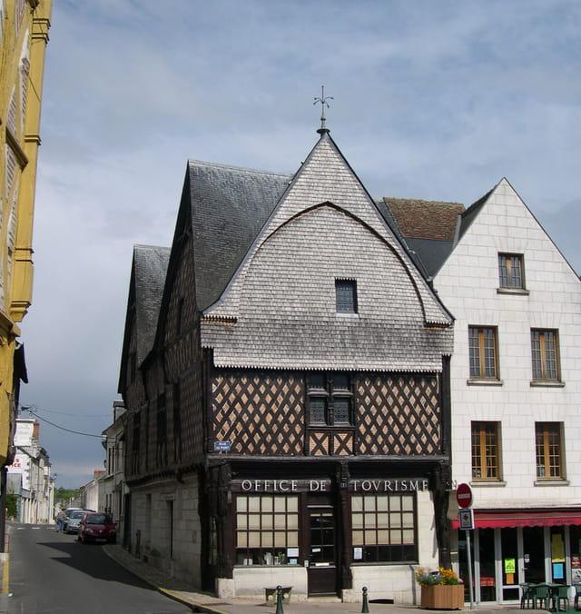 Montrichard : L'office de tourisme