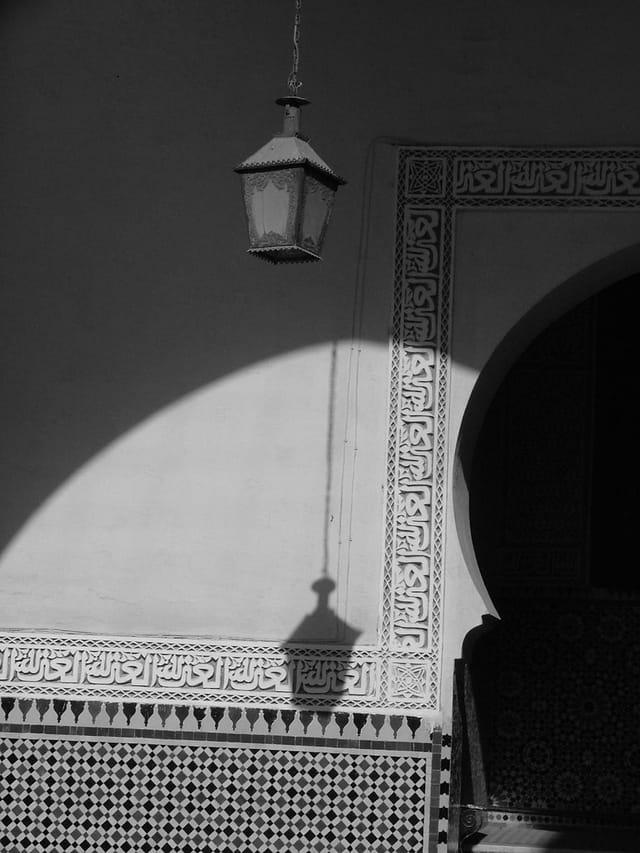 L'ombre de la lumière