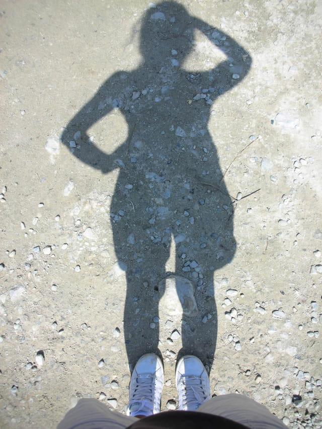 L'ombre de moi-même
