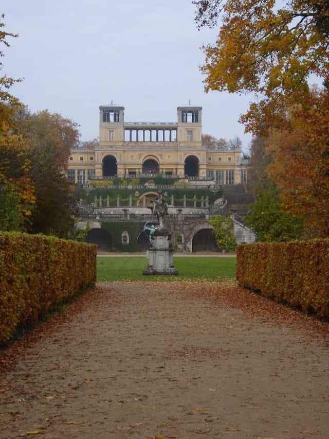 L'Orangerie de Sans Souci