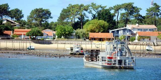 l'ostréiculture sur le Bassin d'Arcachon
