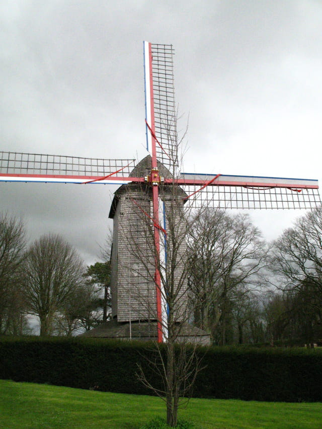 L'unique  moulin à vent
