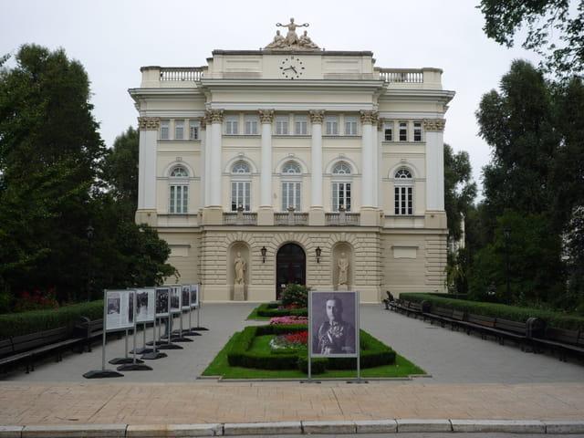 L'Université de Varsovie