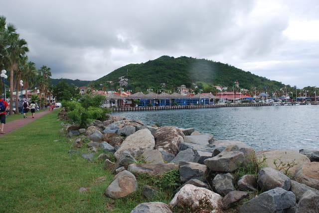 la baie de Marigot
