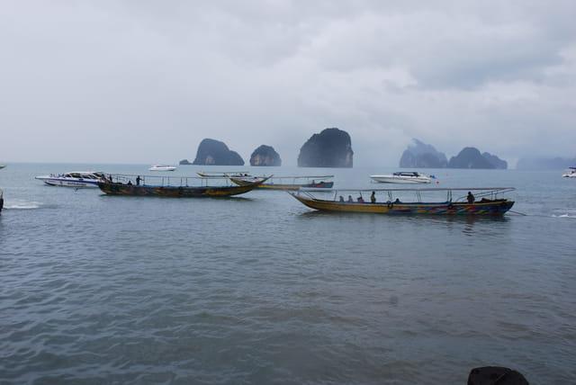 la baie de Phang-Nga