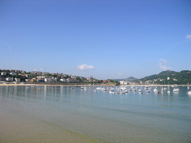 La Baie de San Sebastian