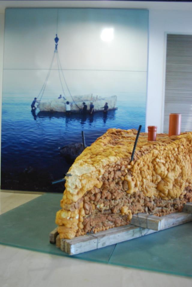 la barque de pêcheur de Ginosar