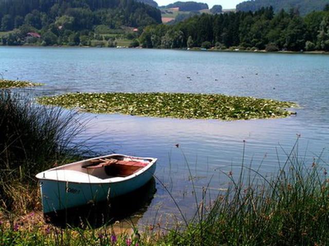 La barque du pêcheur