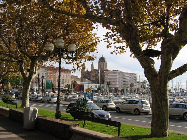 La basilique et la ville
