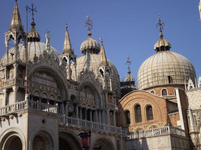 La basilique Saint-Marc