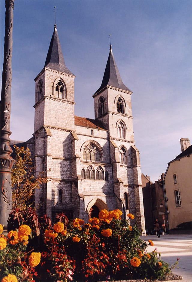 La basilique st-jean-baptiste