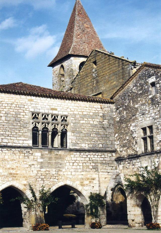 La bastide de Beaumont du Périgord