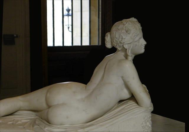 La beauté d'un marbre italien