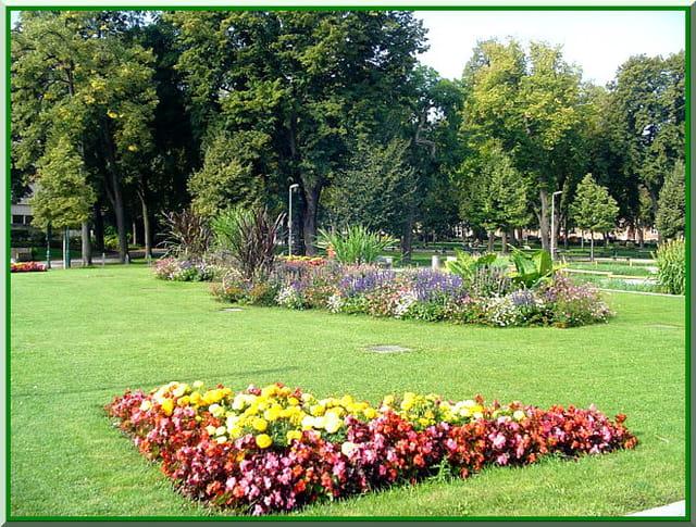 La beauté des jardins