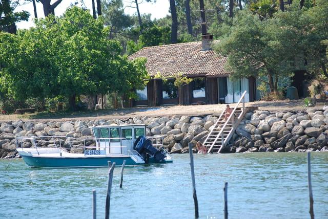 la belle vie au bord du Bassin d'Arcachon
