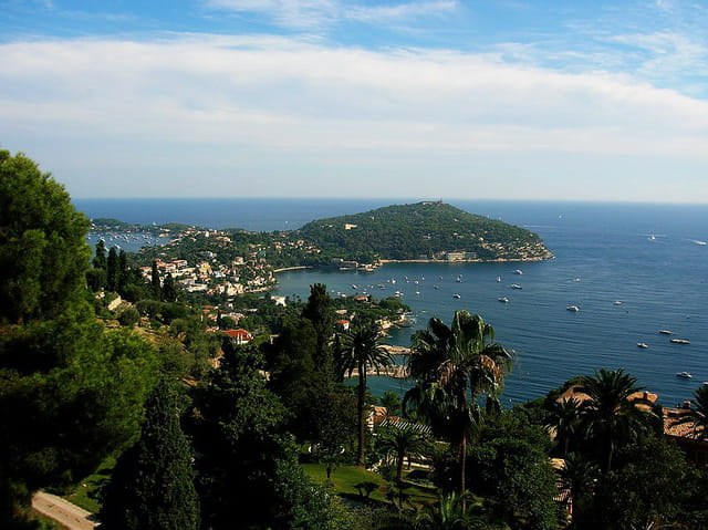 Une belle vue du paradis