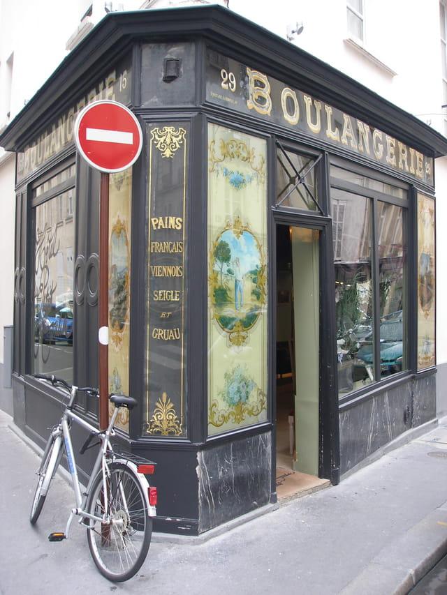 La Boulangerie au coin de la rue