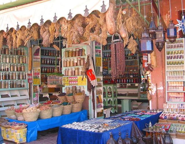 La boutique aux épices