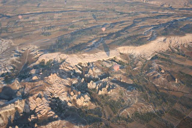 La Cappadoce en montgolfières