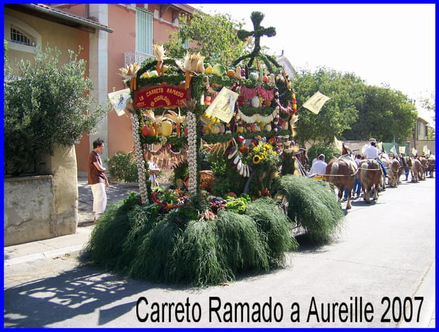 La Carreto Ramado di Cigaloun d'Aureio
