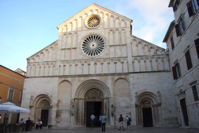 la cathédrale Saint Anastasie