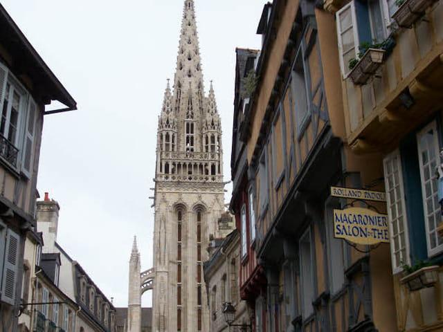 La cathédrale Saint-Corentin