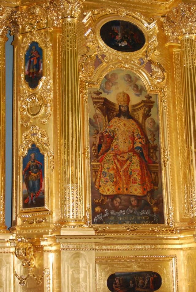 la cathédrale Saint Pierre et Saint Paul