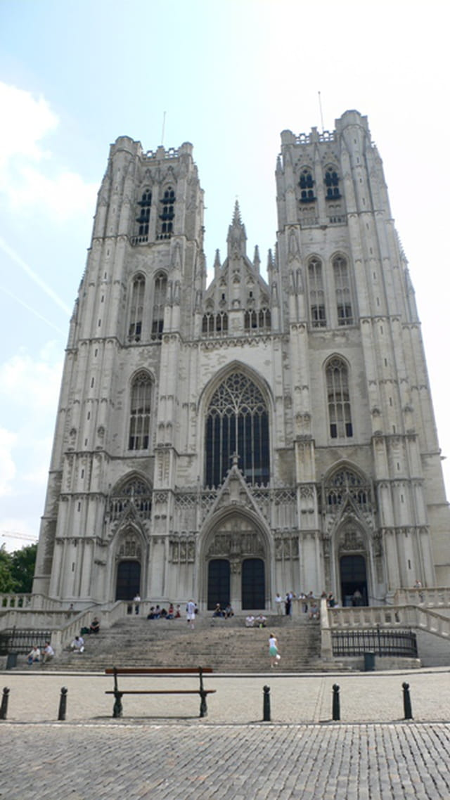 La cathédrale sainte gudule