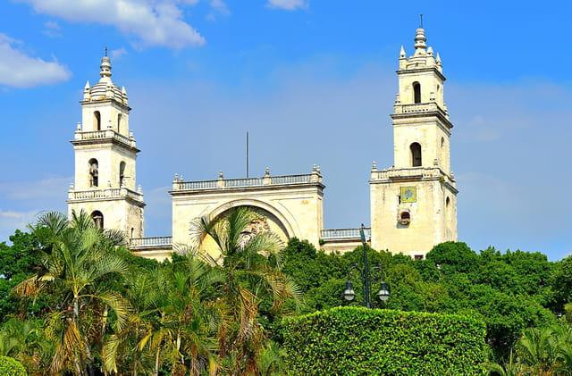 La Cathédrale San Ildefonso