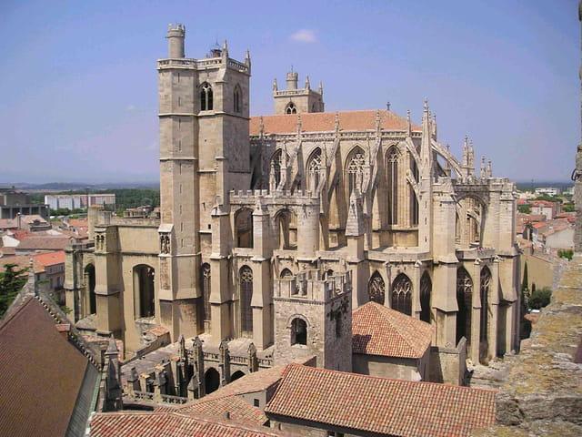 La cathédrale st-just