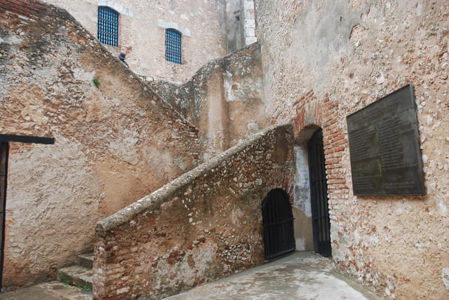 la cellule dela forteresse El Morro