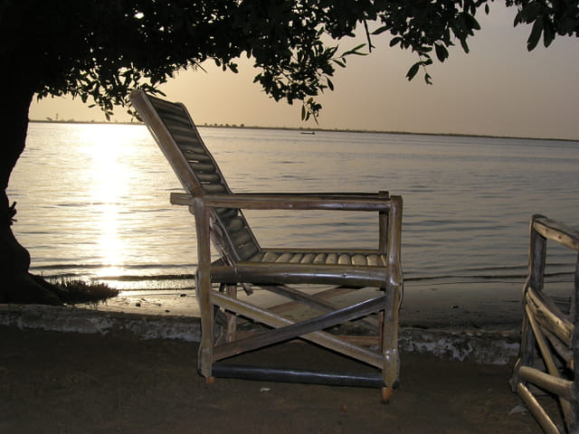 La chaise vous y attend