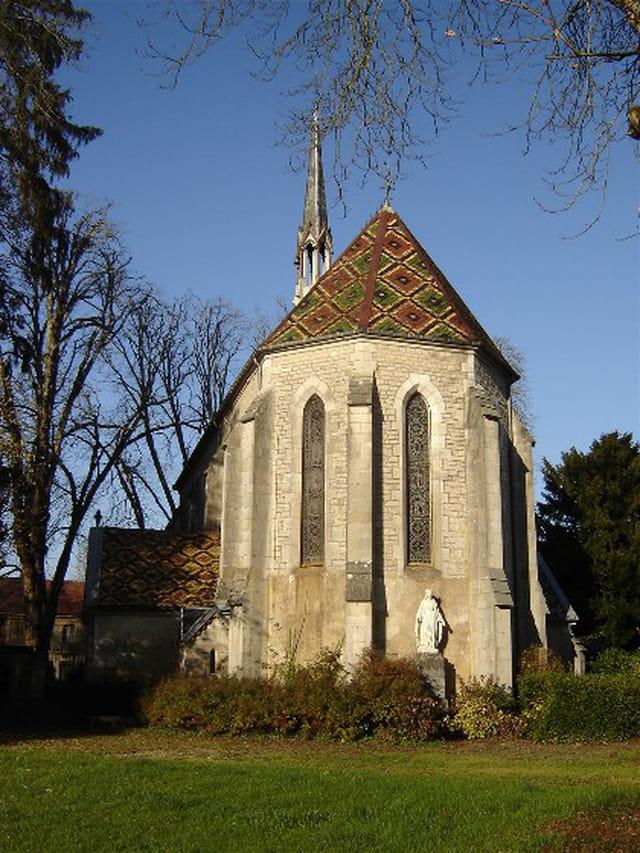 La chapelle de baudin