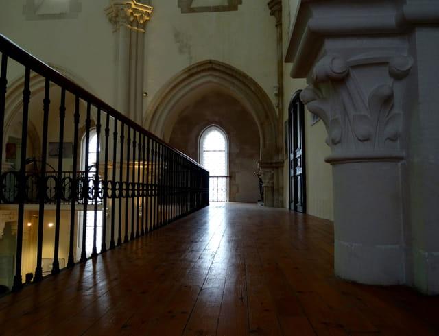 La chapelle reconvertie
