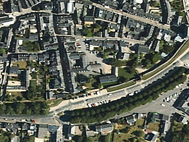 La Chapelle Saint-Jean et l'ancien hôpital / Guérande