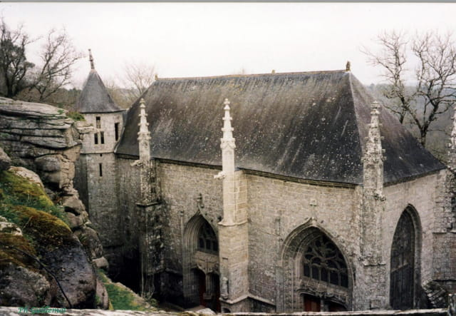 La Chapelle Sainte BARBE ... La dernière 2