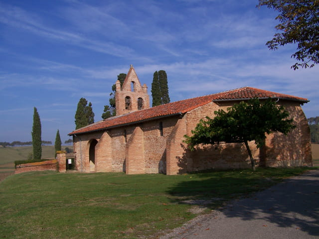 La chapelle Sainte Colombe