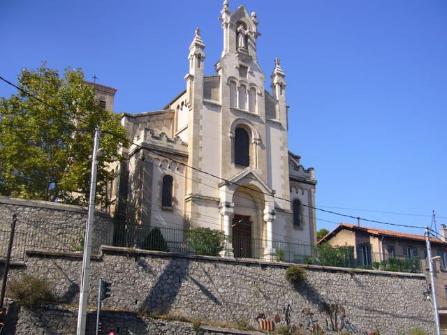 La chapelle st Antoine de Padoue
