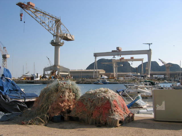 La ciotat-chantiers navals